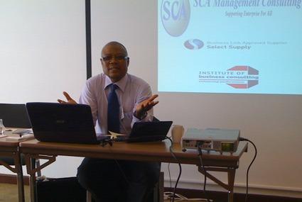 SCA Management Coaching