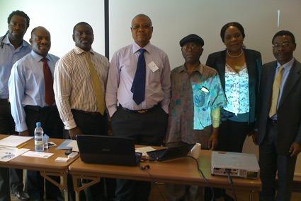 SCA Management training