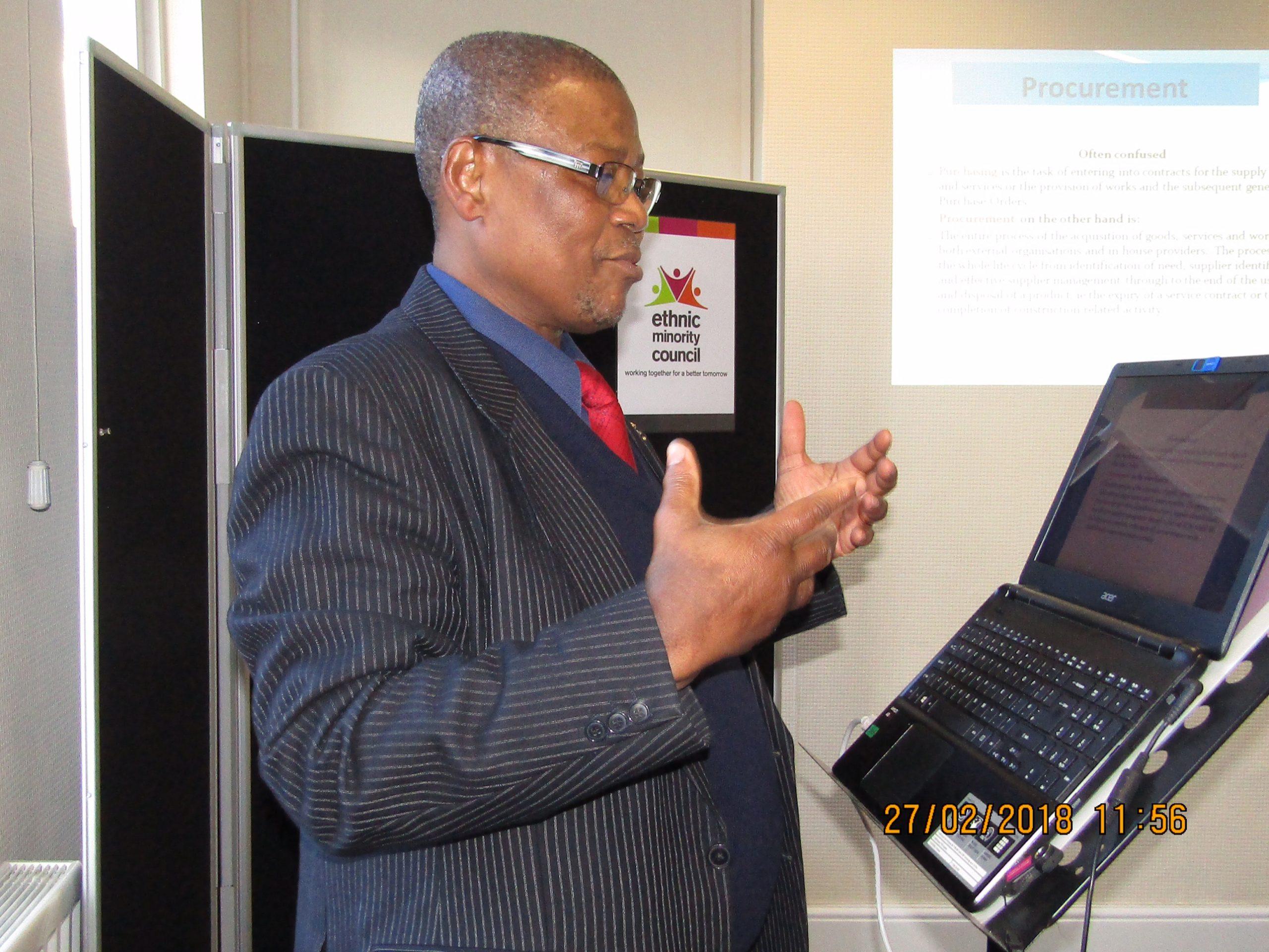 SCA Enterprise Mentoring Blog